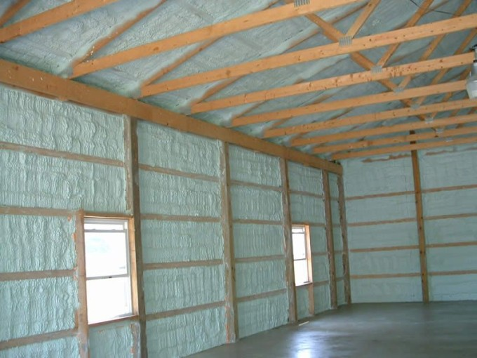 Popular Insulating A Pole Shed